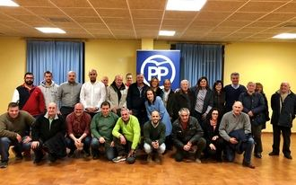 """El PP de Yunquera renueva su Junta Local y trabajará """"por defender e implantar un proyecto de futuro mejor para el municipio"""""""