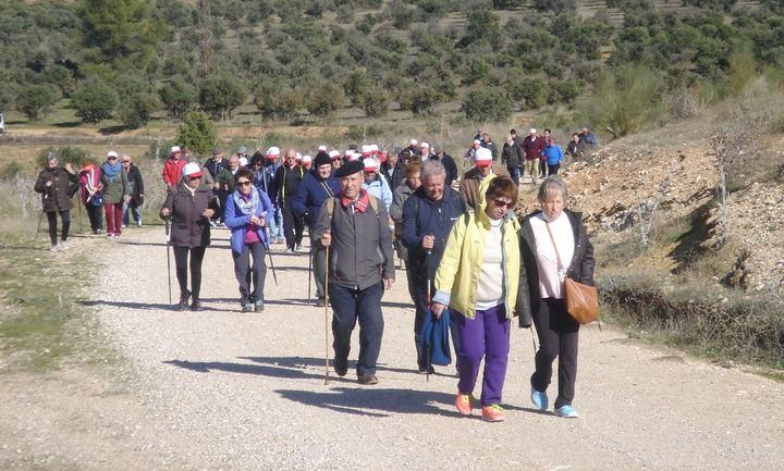 Más de 500 mayores de la provincia de Guadalajara participarán en el programa de rutas senderistas