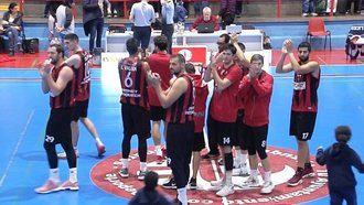 El Isover Basket Azuqueca cierra un trienio histórico con sólo cinco derrotas en casa en tres temporadas