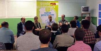 Sergio Sánchez será el candidato a presidir Nuevas Generaciones de Guadalajara