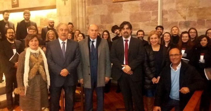 Llega hasta la catedral de Sigüenza la música de la Academia de la Semana de Música Religiosa de Cuenca