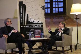 Jiménez Losantos presentó anoche en Sigüenza 'Memoria del comunismo. De Lenin a Podemos'
