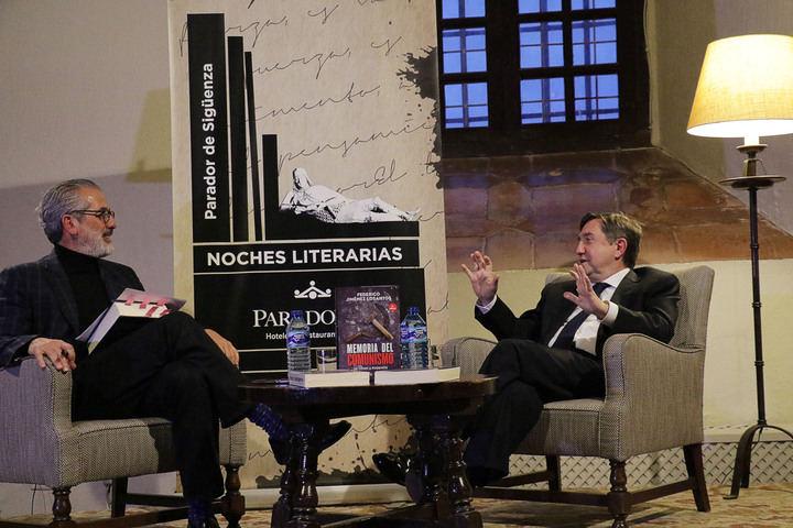 El Ayuntamiento de Sigüenza colabora anualmente con las Veladas Literarias como iniciativa cultural