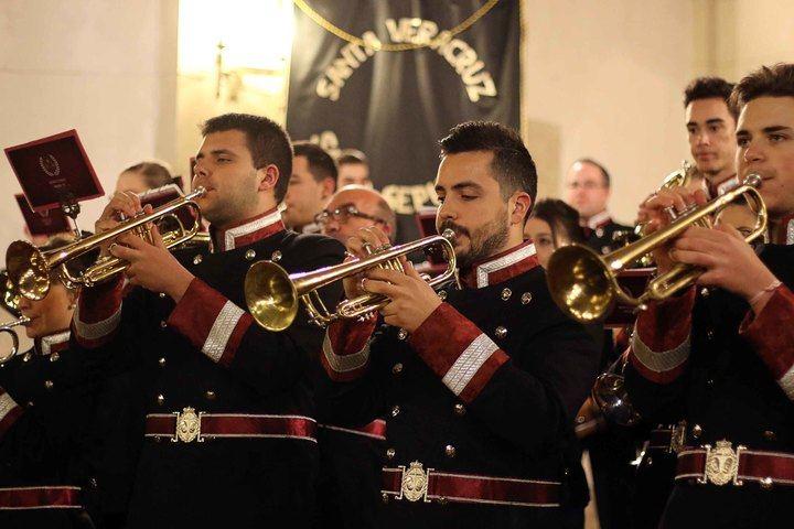 El V Certamen de Música Cofrade de Sigüenza prologó la Semana Santa