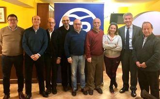 El PP de Sacedón renueva su Junta Local, que marcará el objetivo de reforzar el partido y recuperar la Alcaldía