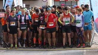 Nuevo triunfo de Toño Andrés en el Circuito de Carreras de Montaña organizado por Diputación