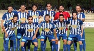 El CF Talavera ganó al Deportivo Fabril y quiere estar en los 'play-off' de ascenso