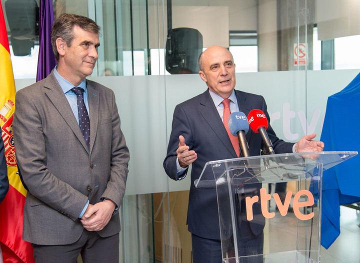RTVE inaugura la nueva sede de la Unidad Informativa de Guadalajara