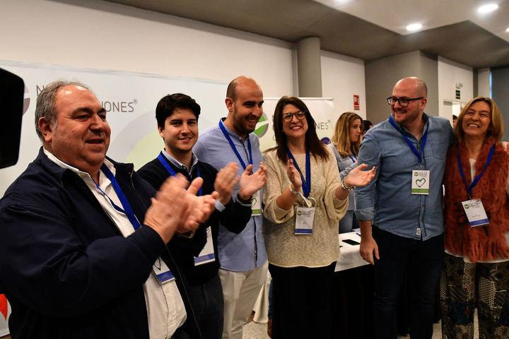 Sergio Sánchez proclamado presidente de NNGG de Guadalajara con el 90% de los votos
