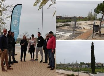 """El barrio de Los Deportes de Azuqueca """"necesita que el Ayuntamiento se acuerde de él y le de un buen repaso"""""""