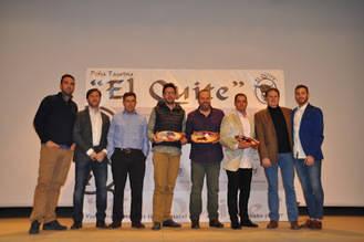 """Entregados los premios del XIV Concurso de Fotografía Taurina de la Peña Taurina """"El Quite"""" de Yunquera de Henares"""