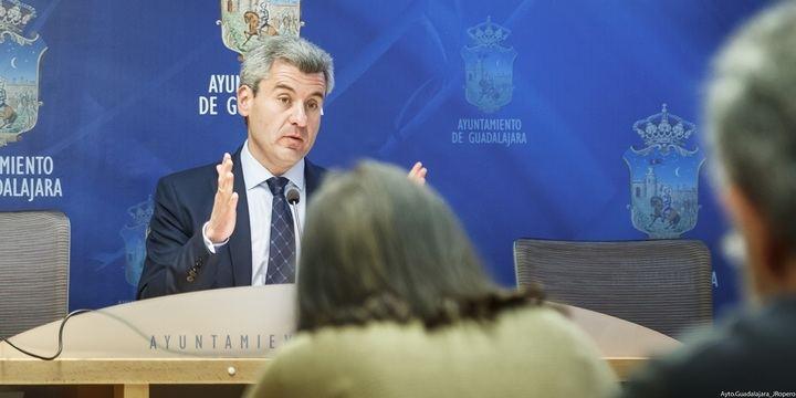La política social y el fomento del empleo, ejes del Presupuesto del Ayuntamiento de Guadalajara para 2018