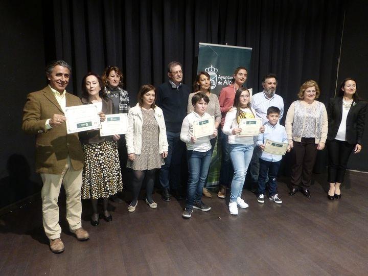 El Primer Premio del X Certamen Internacional de Relatos de la Biblioteca de Alovera viaja hasta Valladolid