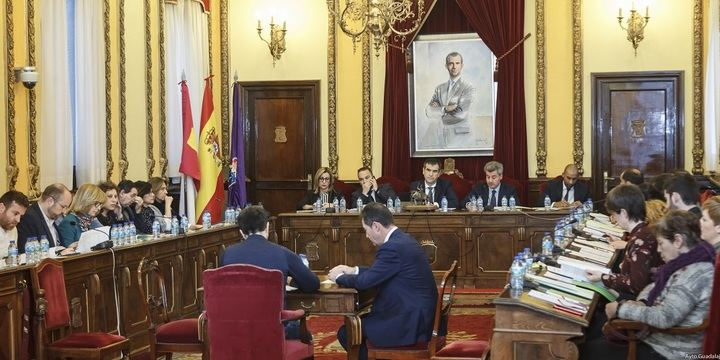 Aprobado el Presupuesto General del Ayuntamiento de Guadalajara y de sus Organismos Autónomos