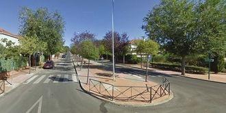 Un hombre quema su casa con su mujer dentro y luego se suicida en Cabanillas del Campo