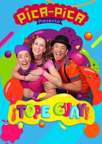 '¡Tope Guay!', un espectáculo para que los más pequeños tomen en TABV