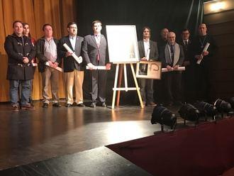 La Junta de Cofradías y Hermandades de Guadalajara presenta el cartel de la Semana Santa 2018
