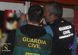 Desmantelan una red, con ramificaciones en Guadalajara, que defraudó 25 millones en IVA de bebidas alcohólicas