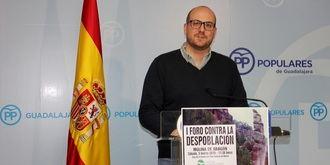 NNGG Guadalajara organiza el sábado en Molina de Aragón el I Foro contra la Despoblación