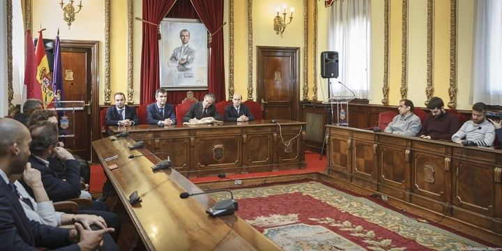 El alcalde traslada al Ministro de Fomento cuestiones relativas a la mejora de la conectividad entre Guadalajara y Madrid
