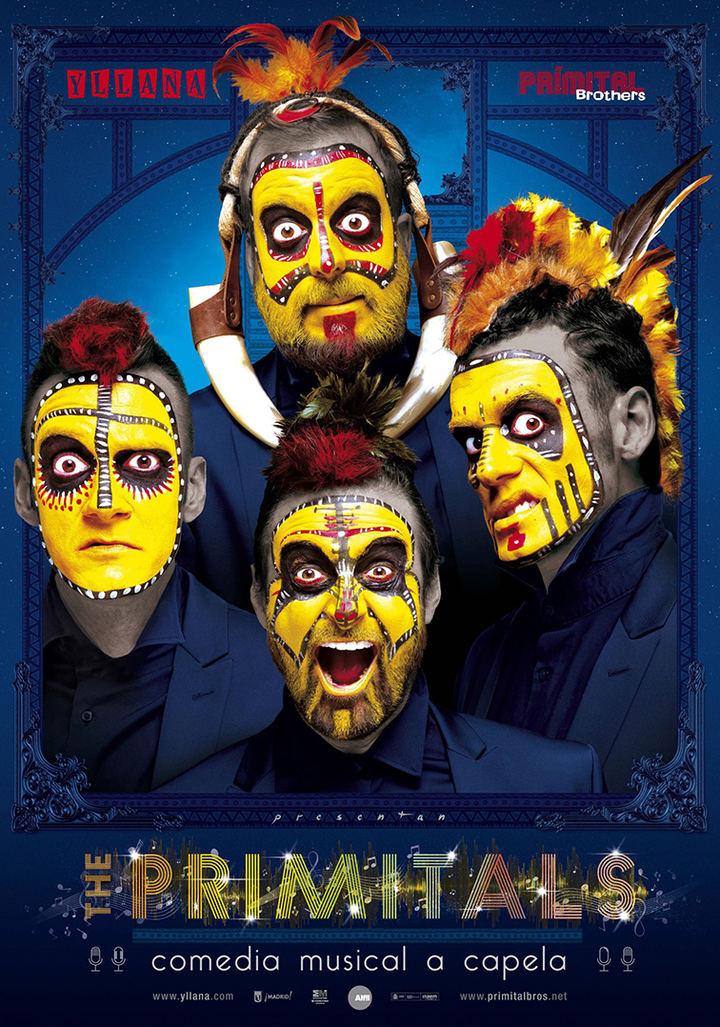 'The Primitals', comedia musical a capela en el Buero