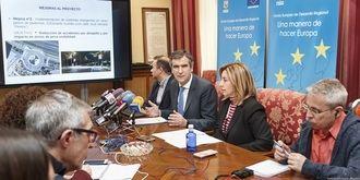 El Ayuntamiento mejorará la seguridad vial de Guadalajara a través de sistemas inteligentes