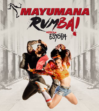 Mayumana llega al TABV con su 'Rumba!' a ritmo de Estopa
