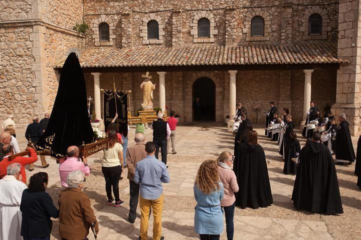 Un concierto de la Banda de Fuentenovilla el Domingo de Ramos dará comienzo a su Semana Santa