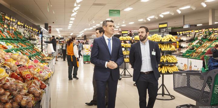 Mercadona inaugura su nuevo modelo de tienda eficiente e Guadalajara