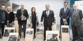 """El ministro Zoido inaugura en el Espacio TYCE la exposición """"Once de Marzo"""""""