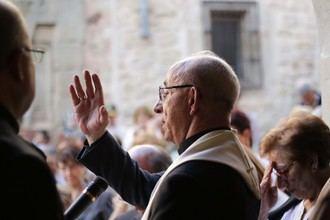 Este martes tuvo lugar la apertura del Año Jubilar de la catedral de Sigüenza