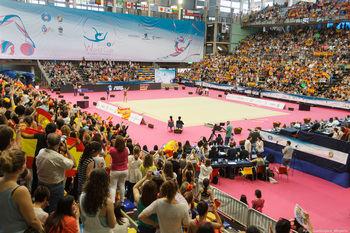 70 gimnastas de 14 países participan en Guadalajara en el Torneo Internacional Junior de Gimnasia Rítmica
