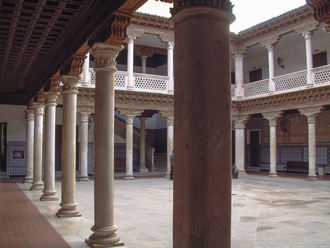 El próximo sábado por la mañana, el Convento de la Piedad permanecerá cerrado para visitas turísticas