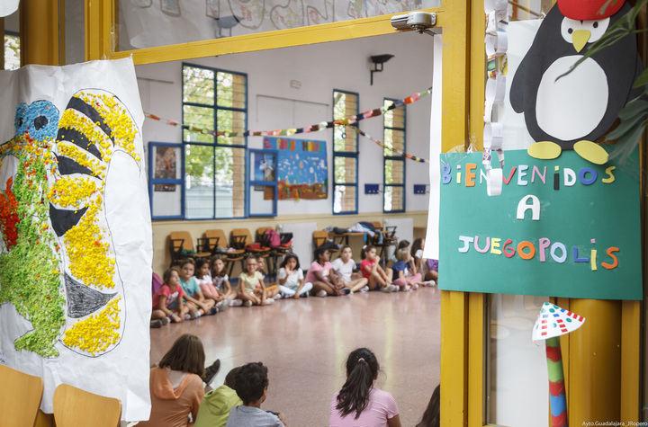 Arranca Juegópolis para la conciliación familiar y laboral en los meses de verano