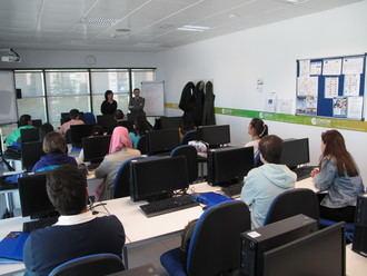Un total de 15 jóvenes participan en el curso de Actividades Auxiliares de Comercio en Guadalajara