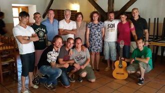 Verónica Renales asiste a la clausura de los talleres de AIETI y Proyecto Hombre