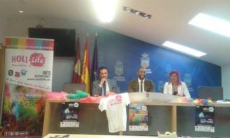 La popular carrera de colores Holi Life vuelve este sábado a Guadalajara
