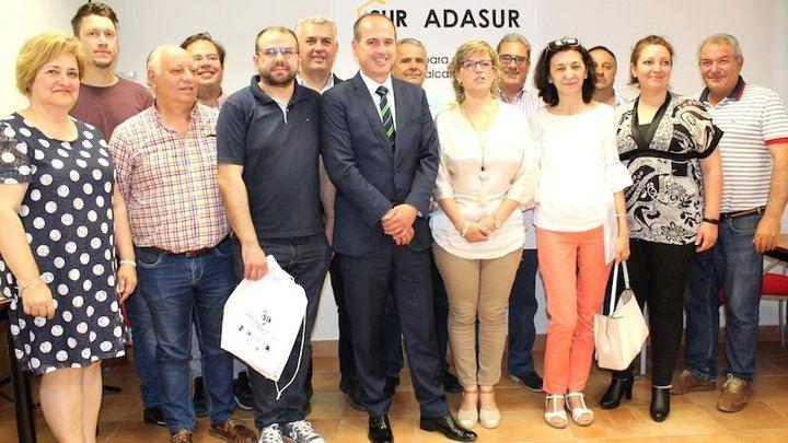 Adasur presenta 13 proyectos de desarrollo local en Guadalajara con una inversión de 600.000 euros