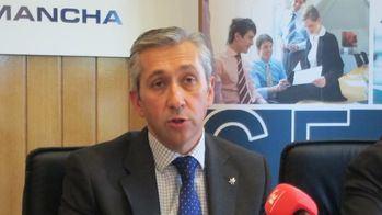 Ángel López Vallejo reelegido por unanimidad presidente de los autónomos de Castilla La Mancha