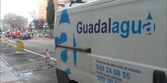 Atención, Guadalagua trabaja desde la pasada madrugada en la resolución de una avería en Avenida de Castilla