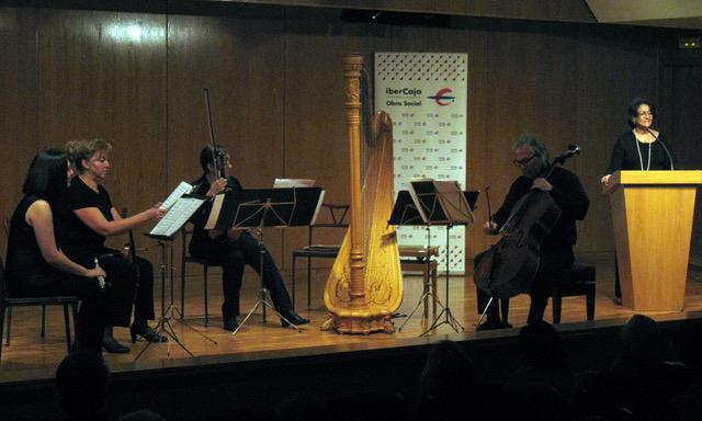 Este sábado en Sigüeza, concierto extraordinario de primavera a cargo de la Agrupación Camerística Isolda