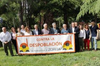 El movimiento Alternativa a Zorita reivindica un crecimiento económico sostenibleen La Alcarria Baja