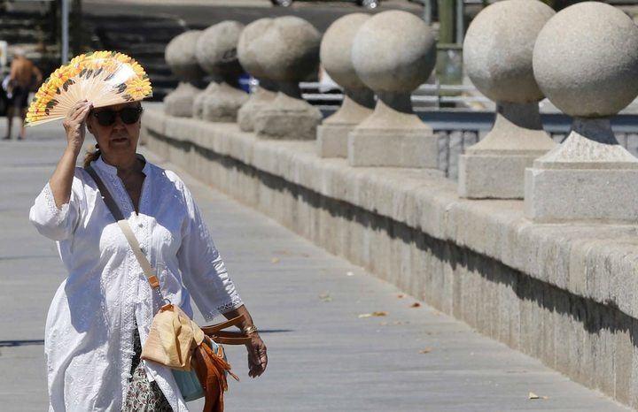 Toda Castilla La Mancha en alerta amarilla por altas temperaturas