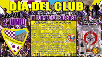 El sábado 2 de junio, Día del Club para el Atlético Guadalajara