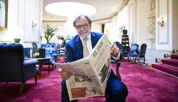Juan Luis Cebrián abandona la presidencia de EL PAÍS