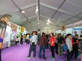 Cs Guadalajara pone en valor la I Feria del Deporte en Guadalajara
