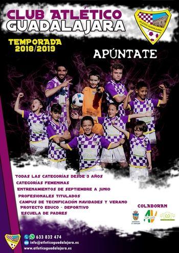 Abierto el plazo de inscripción en el Club Atlético de Madrid para la temporada 2018/2019