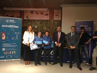 Alumnos del Colegio Marista finalistas regionales de la II Olimpiada entreREDes