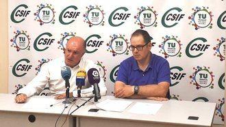 CSIF pide contratar a 500 profesores más para el próximo curso en Guadalajara
