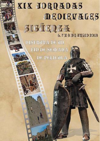 Las Jornadas Medievales de Sigüenza llegan en julio a su XIX edición